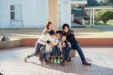 Happy 10th anniversary   家族写真(ファミリーフォト)
