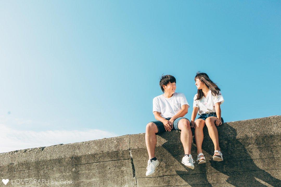 yuta×akari | カップルフォト