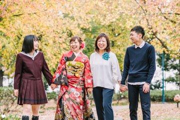 Miko Family   家族写真(ファミリーフォト)