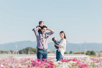 Rin&Kokoro Famiry | 家族写真(ファミリーフォト)