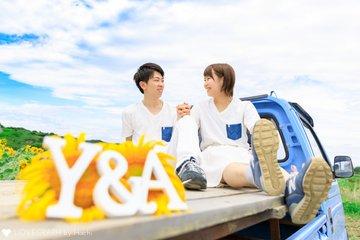 Aya×Yuma | カップルフォト