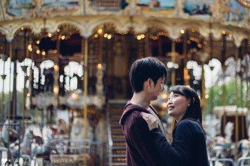 Airi et Tomoya | 夫婦フォト