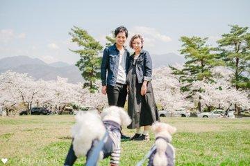 K♡M family | 夫婦フォト