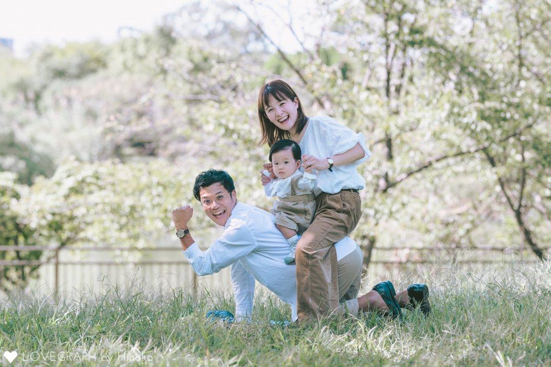 Miyazaki Family | 家族写真(ファミリーフォト)
