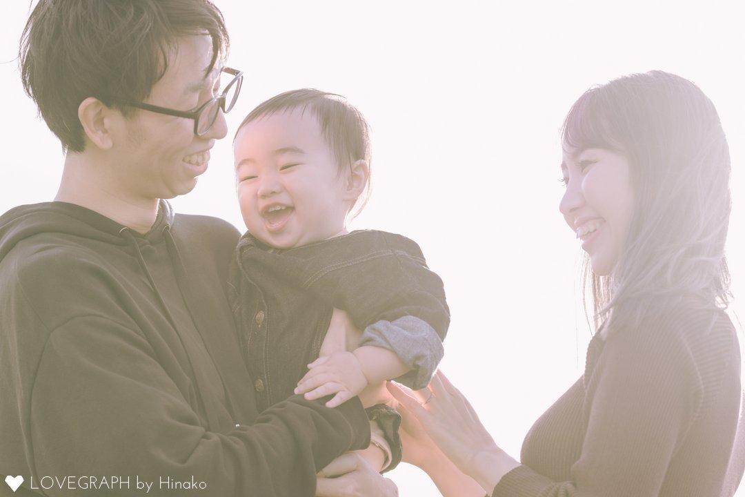 REI ♡ 1st birthday | 家族写真(ファミリーフォト)