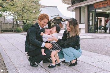 Kouma ❤︎    家族写真(ファミリーフォト)