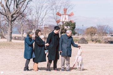 AKITA FAMILY | 家族写真(ファミリーフォト)