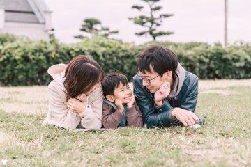Ritsu 4th Birthday | 家族写真(ファミリーフォト)