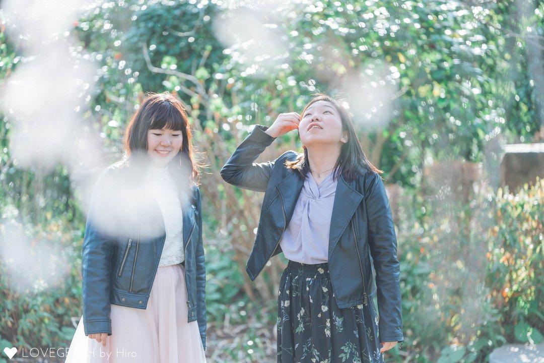 Nana and Momoka | フレンドフォト(友達)