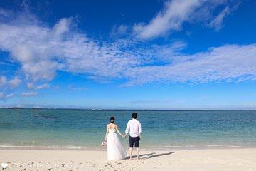 Araha BEACH | 夫婦フォト