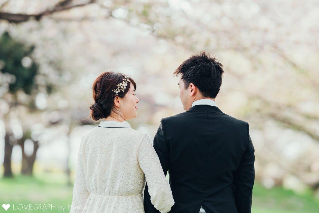 sakura photo | 夫婦フォト
