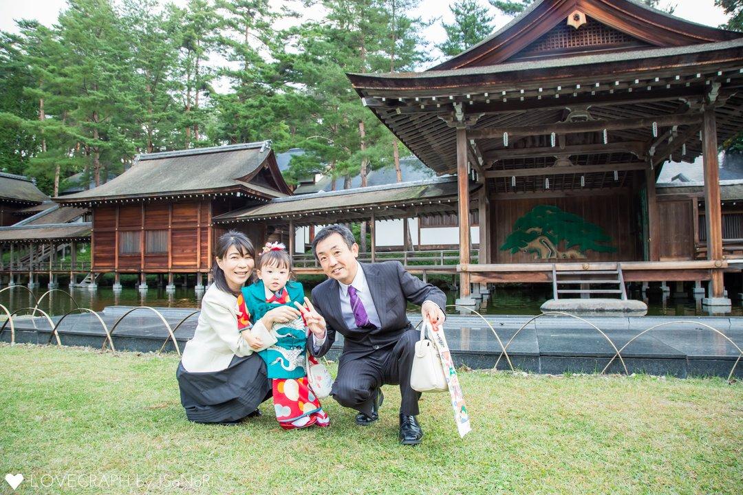 HANA Family | 家族写真(ファミリーフォト)