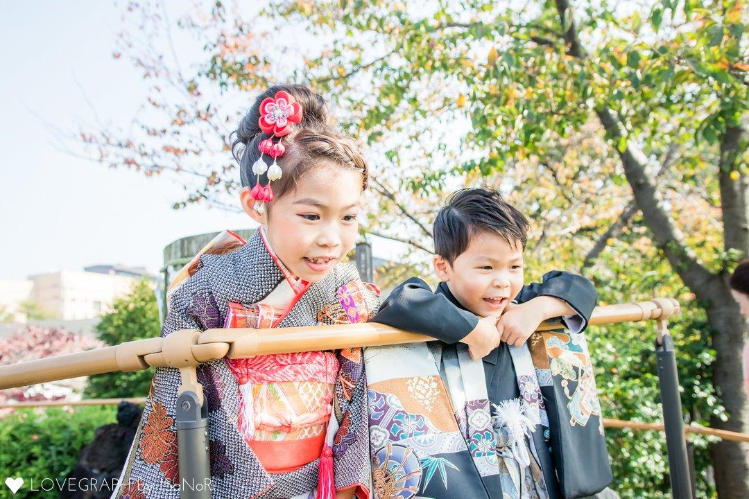 Yagi Family | 家族写真(ファミリーフォト)