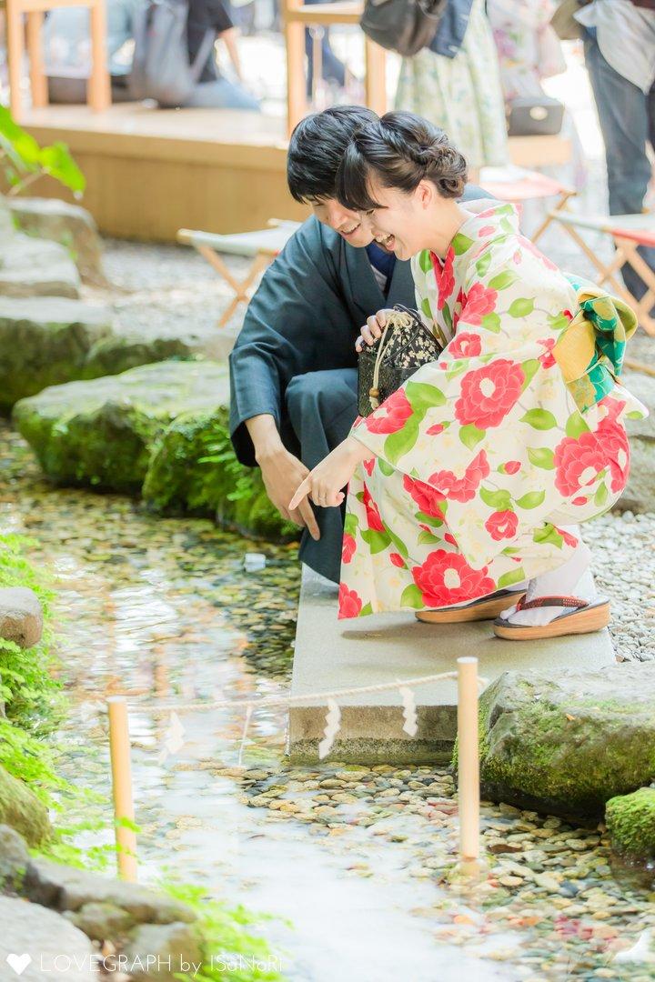 Yasuyuki & Sayako   夫婦フォト