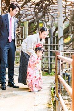 いちの七五三 | 家族写真(ファミリーフォト)