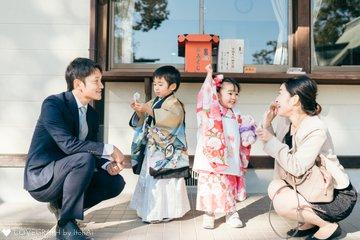 HIROMANA 七五三 | 家族写真(ファミリーフォト)