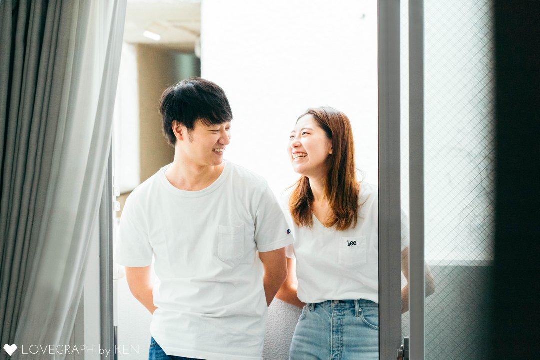 We got married.   夫婦フォト