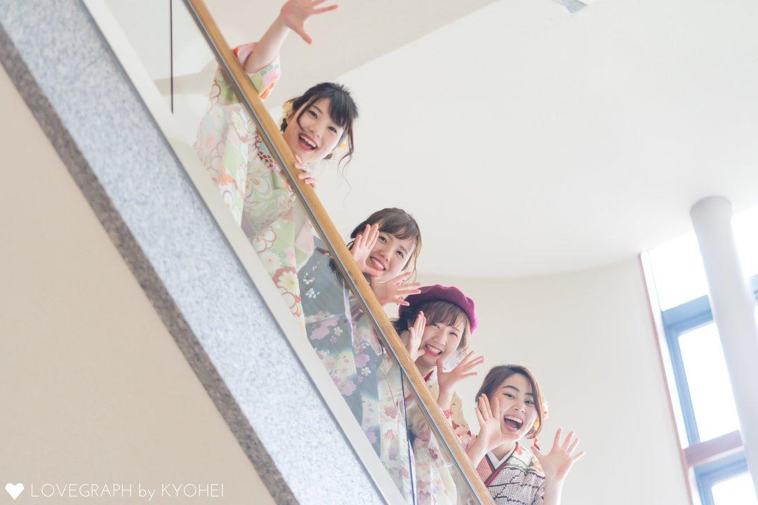 ryuka × ryoko × ayaka × aina | フレンドフォト(友達)