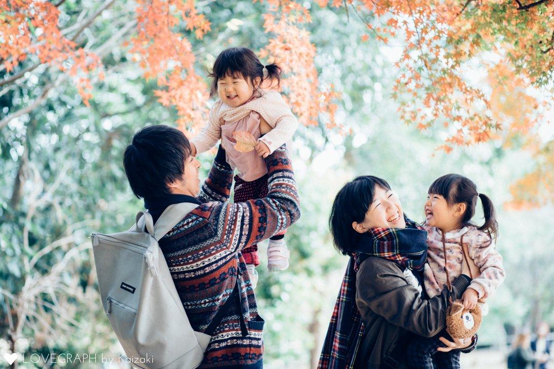 Ashida Family | 家族写真(ファミリーフォト)