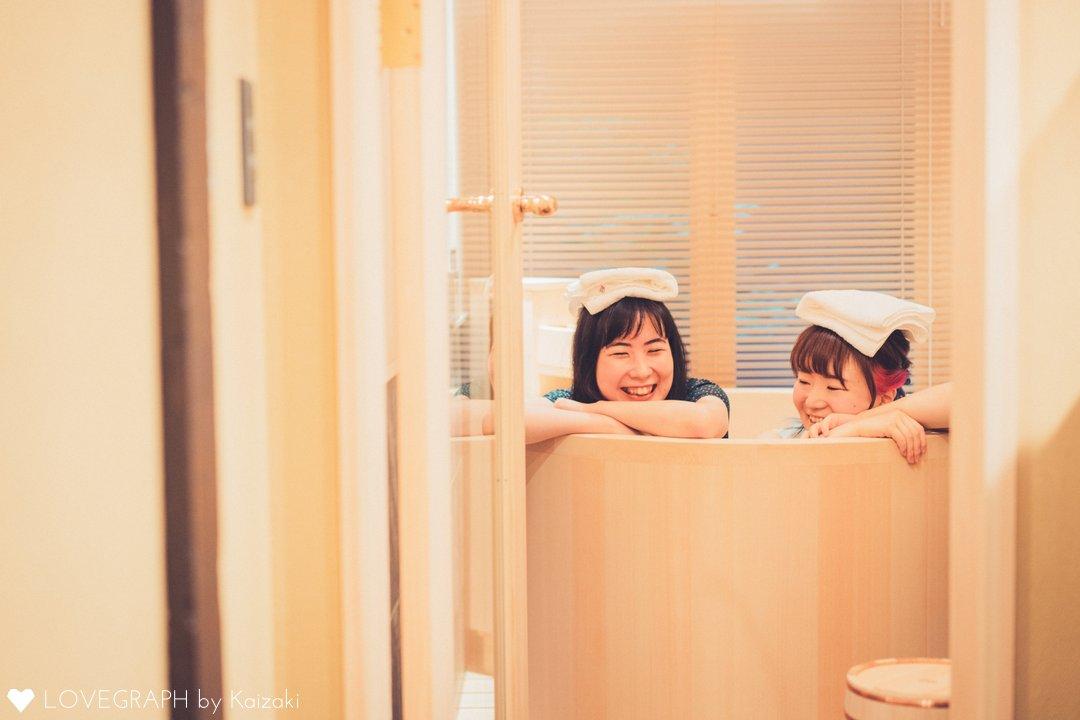 Miho × Yume   フレンドフォト(友達)