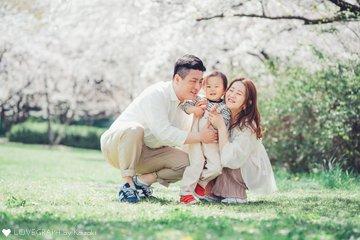 Toba Family | 家族写真(ファミリーフォト)