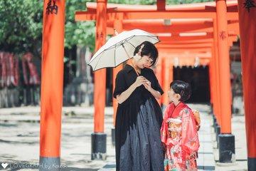 k's omiyamahri.   家族写真(ファミリーフォト)