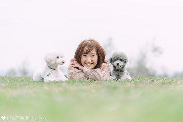 dogsalon TSUMUGU | 家族写真(ファミリーフォト)