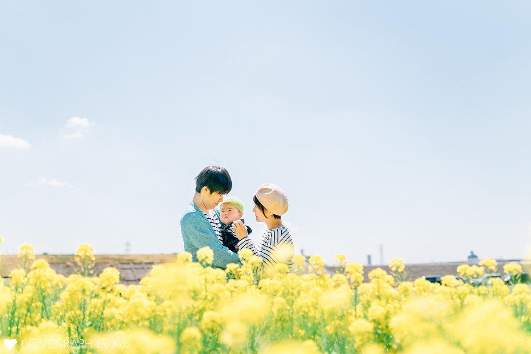 Hayashi Family   家族写真(ファミリーフォト)