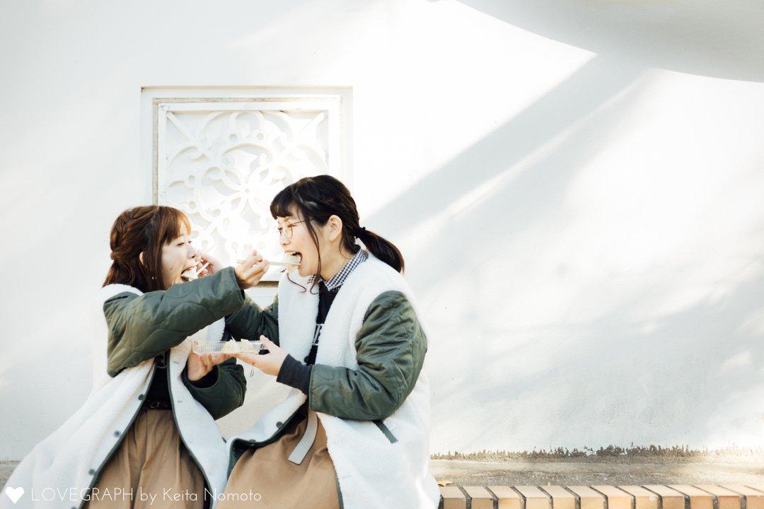 miyu × Hinako | フレンドフォト(友達)