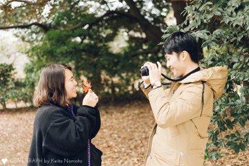 Ryo × Airi | カップルフォト