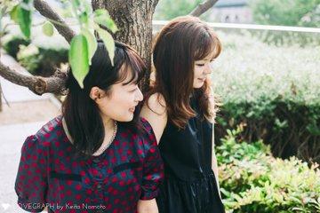 Shiori & Eri | フレンドフォト(友達)