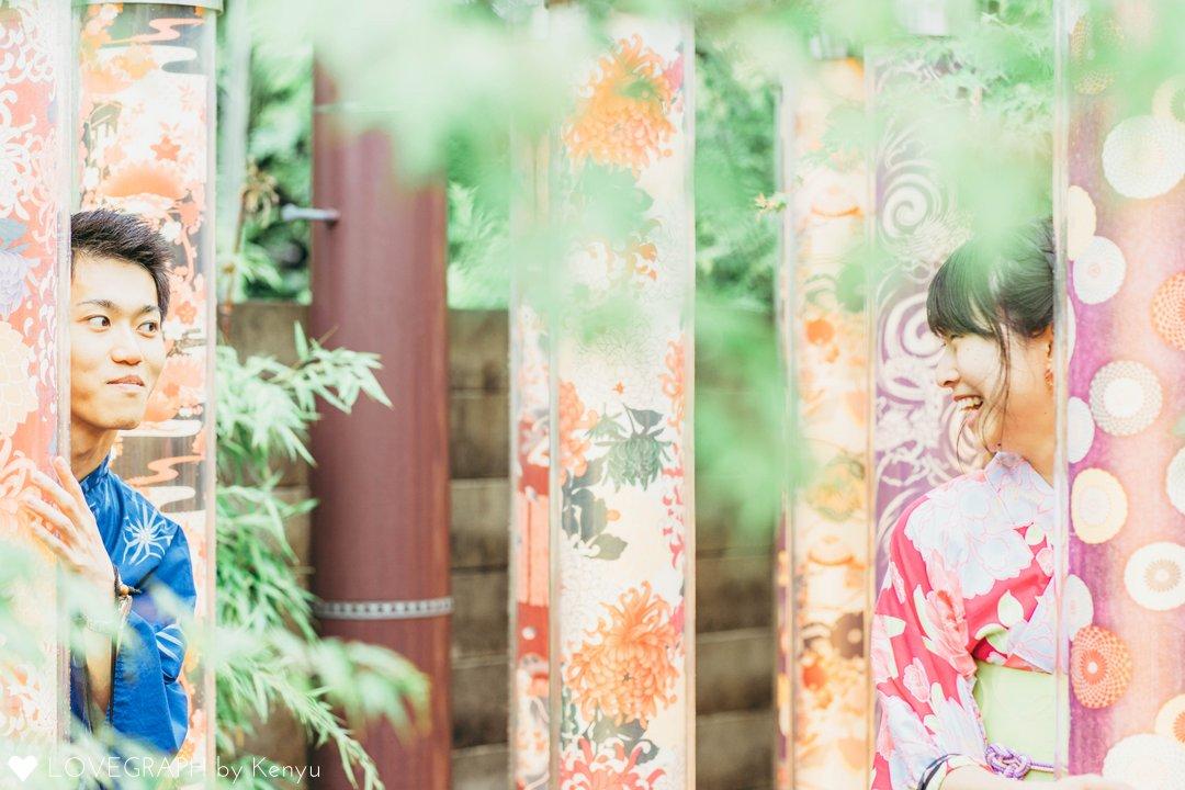 Shogo × Yuki   カップルフォト