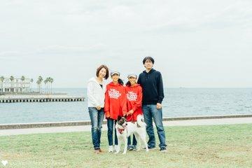 Nishihara Family   家族写真(ファミリーフォト)