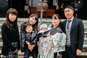 Subaru | 家族写真(ファミリーフォト)