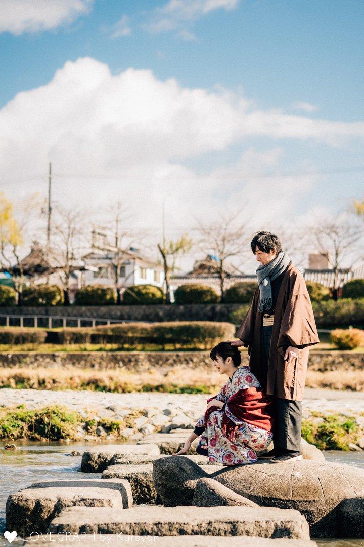 Makoto×Yayoi | カップルフォト
