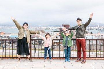 OHNO family | 家族写真(ファミリーフォト)