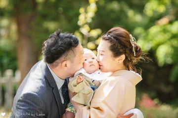 Towa 100days | 家族写真(ファミリーフォト)