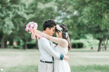 Tomohiro × Asami | 夫婦フォト