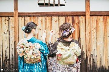 Kaho×Sakura | フレンドフォト(友達)