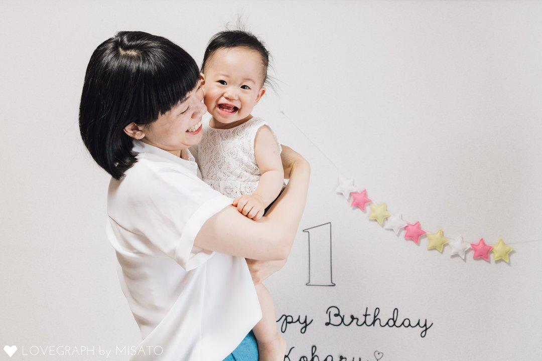 心晴 1歳 | 家族写真(ファミリーフォト)