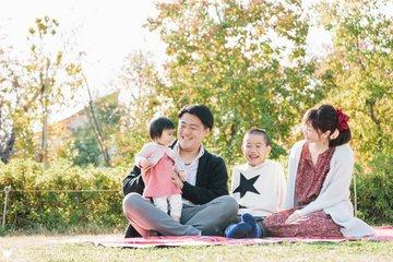 さの家族写真2020 | 家族写真(ファミリーフォト)