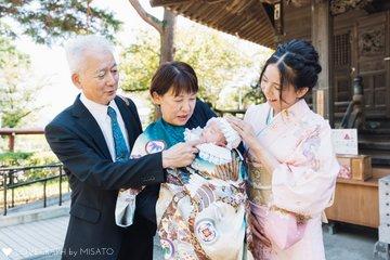 W family | 家族写真(ファミリーフォト)