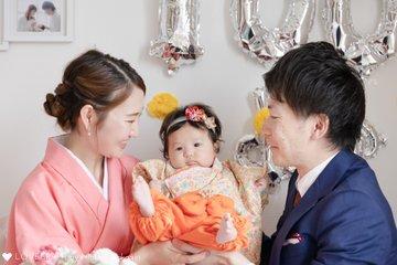happy100days | 家族写真(ファミリーフォト)