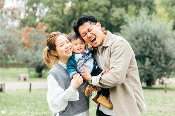 Ota 1st | 家族写真(ファミリーフォト)