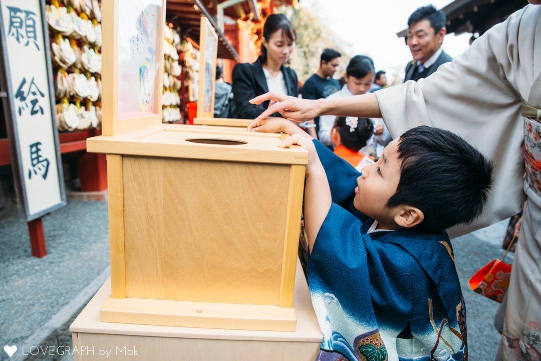 七五三@鎌倉 | 家族写真(ファミリーフォト)