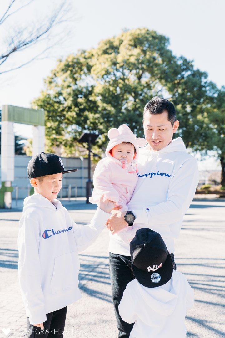 K.Family | 家族写真(ファミリーフォト)