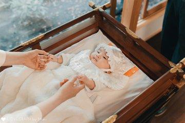 湊お宮参り | 家族写真(ファミリーフォト)