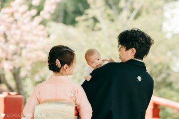 HARUMA お宮参り | 家族写真(ファミリーフォト)