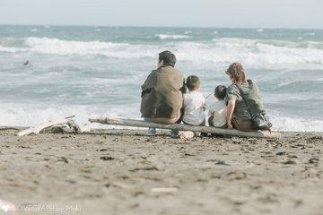 わいわい家族のおでかけ   家族写真(ファミリーフォト)