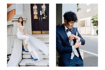 pp wedding | 夫婦フォト